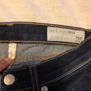 Rag & Bone skinny jeans 25